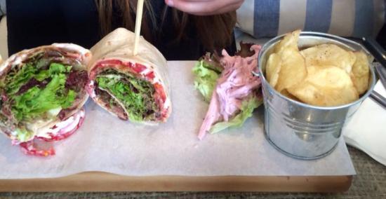 Drift-In Surf Cafe: BLT