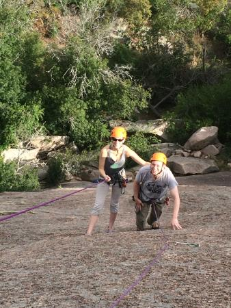 Rock-About Climbing Adventures