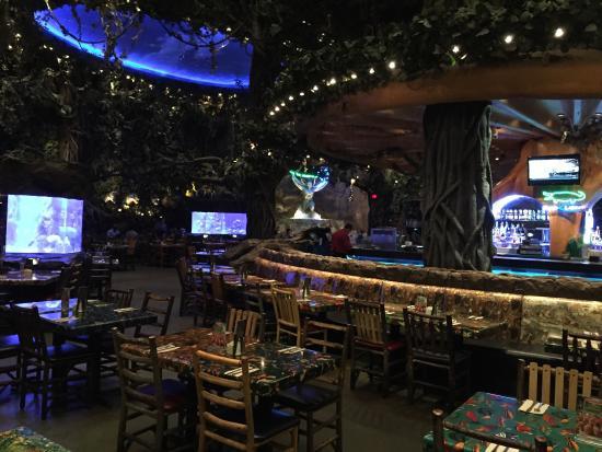 Rainforest Cafe Las Vegas Reservations