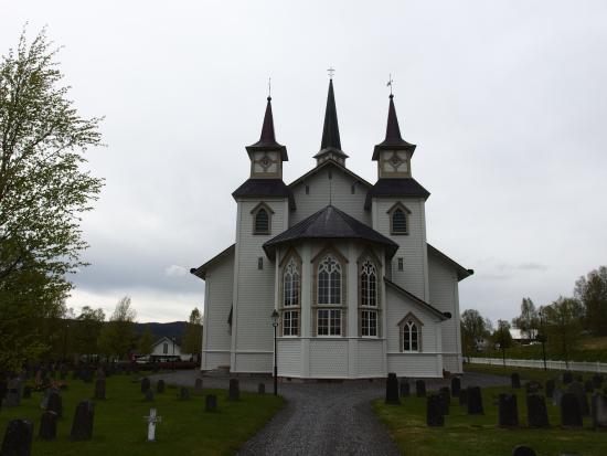 Duved, İsveç: Вид с противоположной от входа стороны.