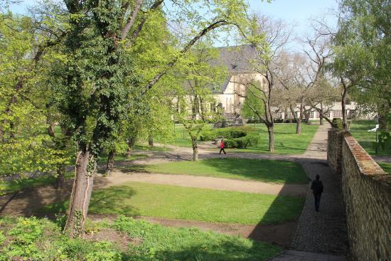 Park na Vyšehradě