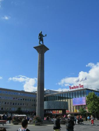 Olav Tryggvason Monument