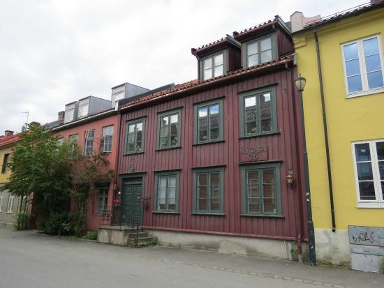 Bakklandet Old Town
