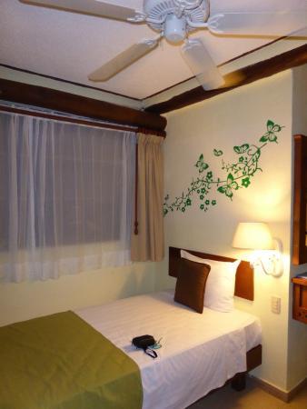 Hotel Posada Sian Ka'an: Habitación Heydi
