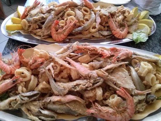 deliziosi piatti di cucina tipica termolese picture of