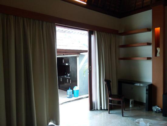 The Palm Suite Villa & Spa : Room Entrance