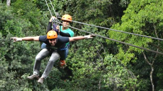 Mindo Canopy Adventure Canopy & Canopy - Picture of Mindo Canopy Adventure Mindo - TripAdvisor