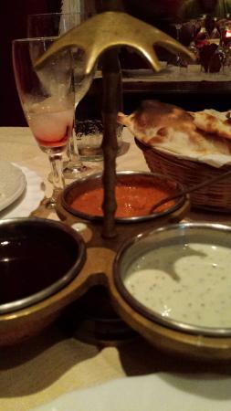 Shri Ganesh Restaurant : una cena elegante