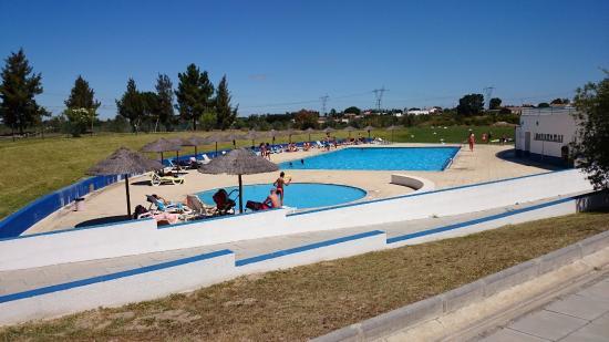 Aldeamento de Palmela: Swimming pools