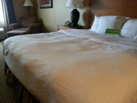 La Quinta Inn & Suites Twin Falls : Bed #2 Different bed! LUMPY