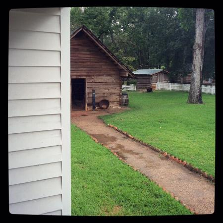 Woodland Home Picture Of Sam Houston Memorial Museum Huntsville