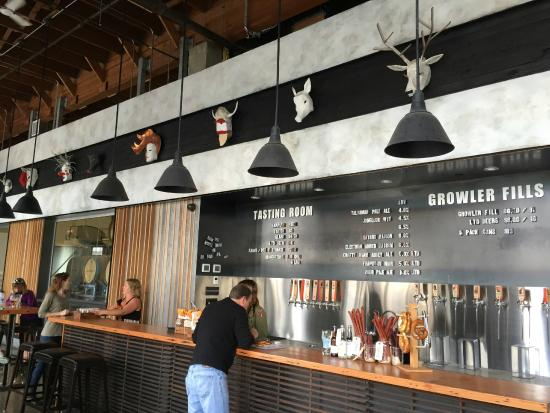Strange Fellows Brewing Company
