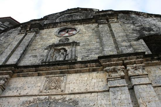 Capiz Province, الفلبين: Facade