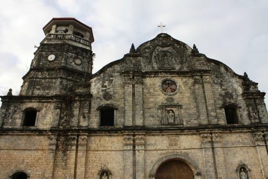 Capiz Province, Filippinerna: Pan-ay Church in Capiz, Philippines