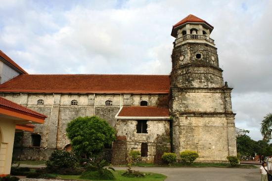 Capiz Province, Philippines: Pan-ay church belfry