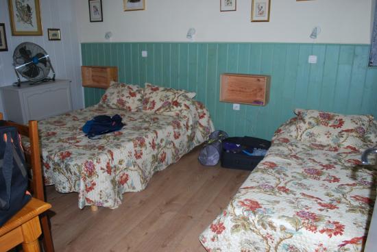 Chambre Triple Photo De Hotel Du Moulin Saint Aignan