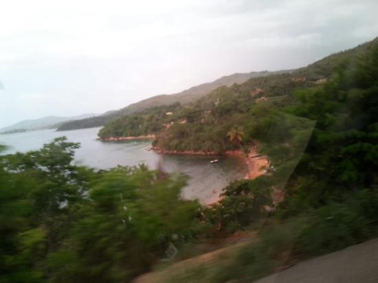 Cumana, Βενεζουέλα: Playa Arapito