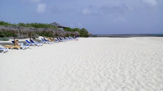 hamacas playa grande