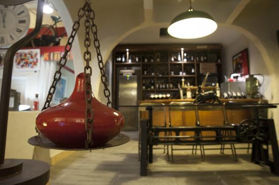 L'O a la Bouche: le restaurant