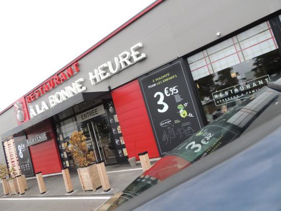 Restaurant A La Bonne Heure Troyes
