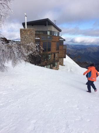 Ajax Ski Club Lodge