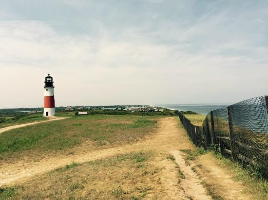 Sankaty Head Lighthouse: Our favorite lighthouse in the world!