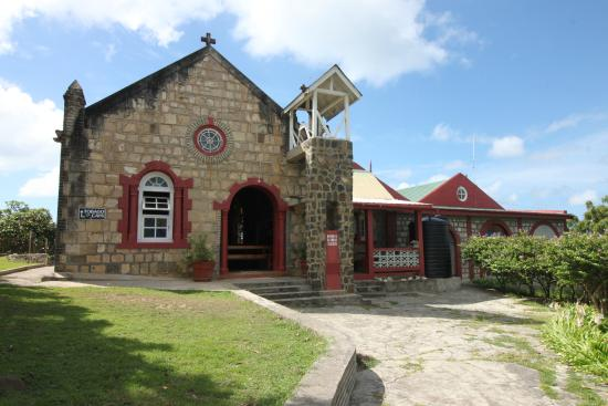 Mayreau Catholic Church