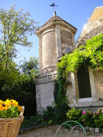 Huisseau-sur-Cosson, Fransa: terrasse