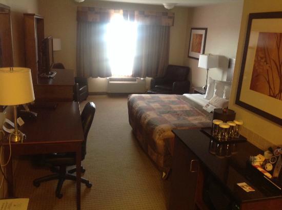 Ramada Weyburn: King Room