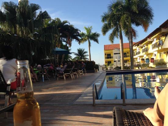 Marrua Hotel: Piscina do Marruá