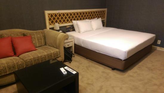 Metro Tourist Hotel: Room