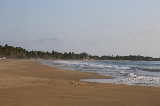 Villa Don Manuel: Lovely clean beach