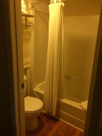 Atlantic View Hotel: bathroom