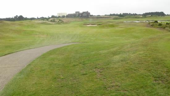 Florence, OR: Sixteenth hole