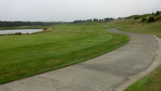 Florence, OR: Eighteenth Hole