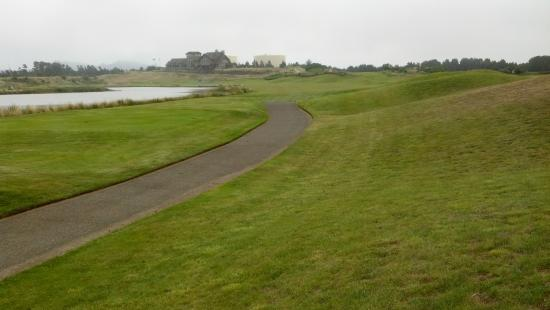 Florence, OR: Seventeenth hole