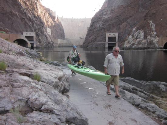 Boulder City River Riders - Day Tours: Les and Mike
