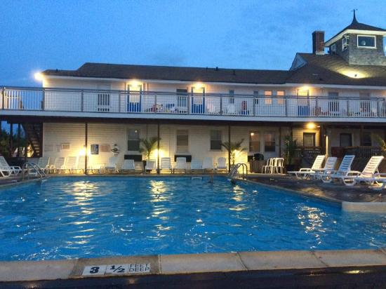 Fire Island Hotel And Resort Pool