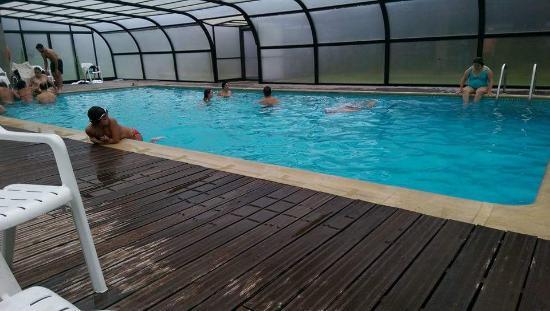 Hotel Tuca RV Hotels: piscina cubierta climatizada