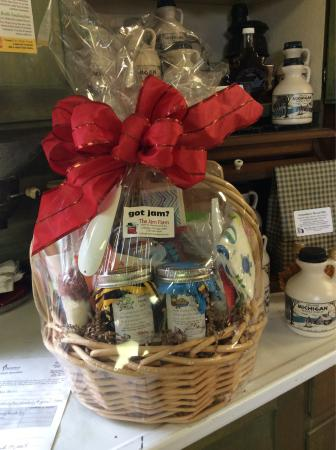 We Make Gift Baskets To Order And Can Ship Them Too
