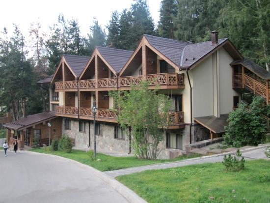 forest tale mountain resort