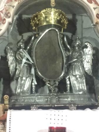 Cerchiara di Calabria, إيطاليا: Relic