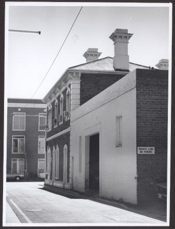 Adelaide's Shakespeare Backpackers International Hostel: Old Image of the Property