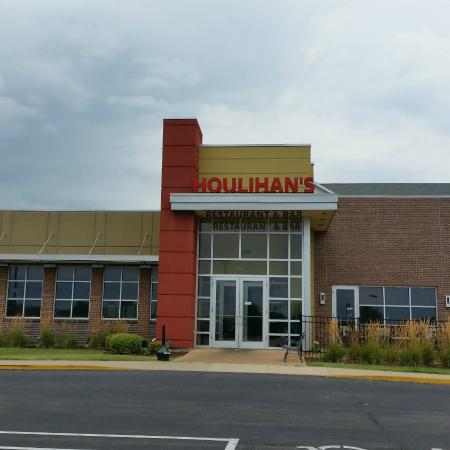 Houlihan's: The front entrance