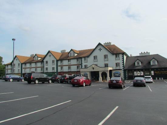 front of hotel picture of irish cottage boutique hotel galena rh tripadvisor com irish cottage boutique hotel galena