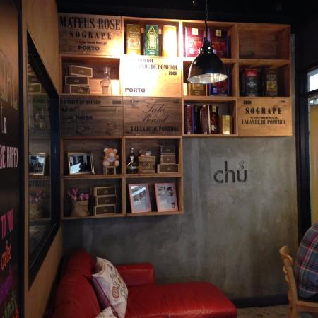 Soft Industrial Interior Design Picture Of Chu Chocolate