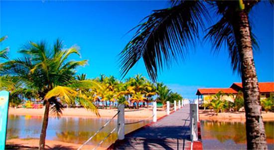 Pratagy Beach Resort O Hotel Fica Num Lufgar Maravilhoso Dentro Da Natureza