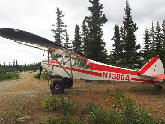 Cantwell, AK: We offer flight services to local areas for sightseeing, hunting, you name it!