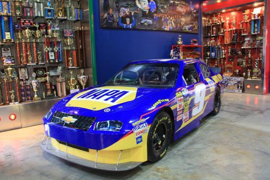 Dawsonville Race Car Museum