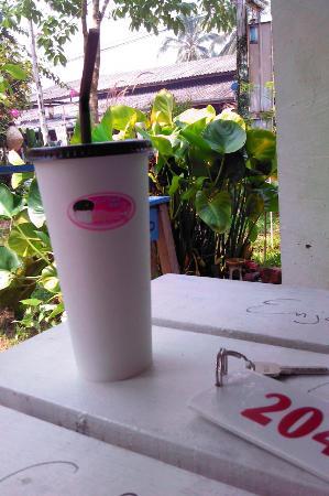 Coffee Berry Sangklaburi: กาแฟหอม อร่อย